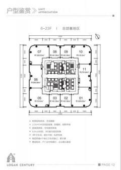 81层广西地标第一高楼 带租约销售仅售1.9万/平