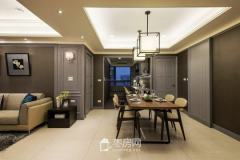 富翔庄园三室两厅121平米简装修出售