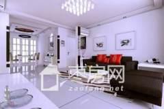 幸福小区两室一厅 65平米简装修出售