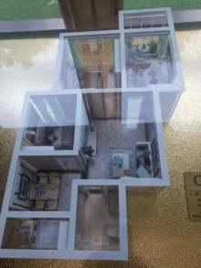 阳光小区 二期 多层电梯洋房 有储藏室 小三室 不到70万