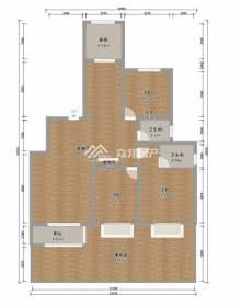 159平一楼带院多层电梯洋房花园式小区、毛坯买一层送地下一层