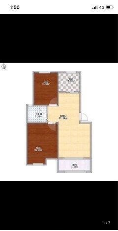 出售(薛城)安康苑小区2室1厅1卫65平简单装修