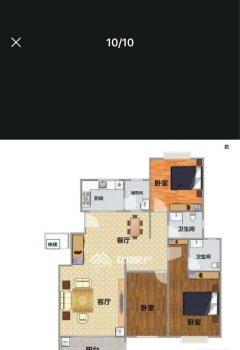出售(新城)金鼎公寓3室2厅2卫141平中档装修