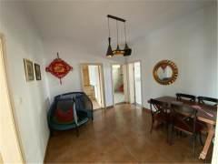 (市中)荣华里三期4室2厅1卫126m²简单装修
