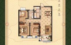 城建香樟园1号楼3室2厅1卫