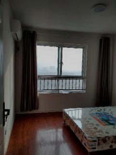 青檀北路赛纳斯城吉房出租2室2厅1卫99m²简单装修