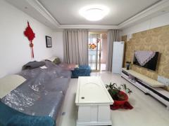 (新城)中央花城3室2厅1卫111.49m²精装修