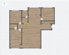 (新城)锦绣华城3室2厅1卫162m²简单装修