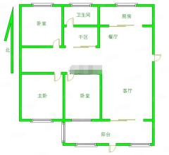 东湖花苑多层一楼南向外开门住房一套(含储藏室)